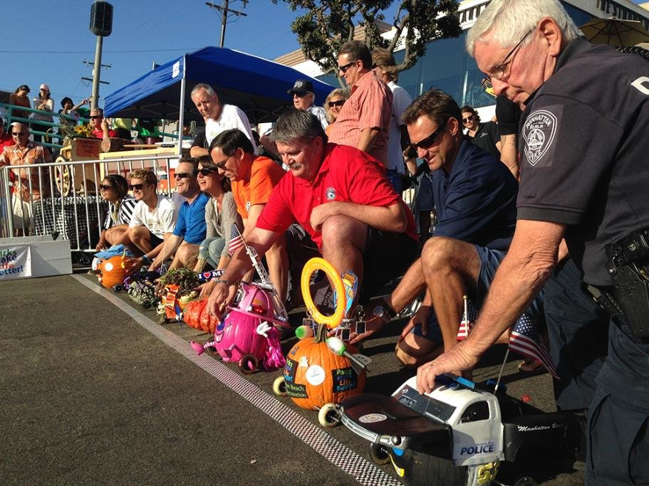 2014 Manhattan Beach Pumpkin Race