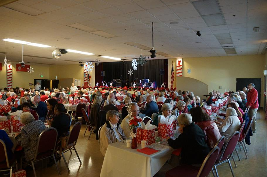 Older Adults Holiday Party