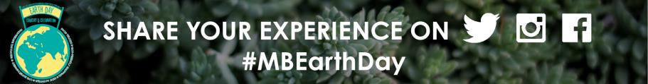 Earth Day Share Your Experience