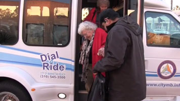 Mira Costa High School Dial-A-Ride Expose