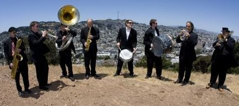 Brass Monkey Brass Band