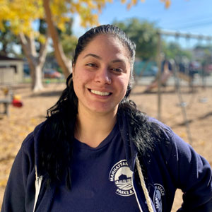 Julia, REC Leader