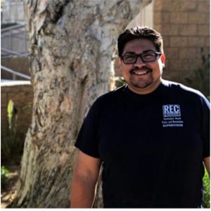 David Ibarra, REC Supervisor