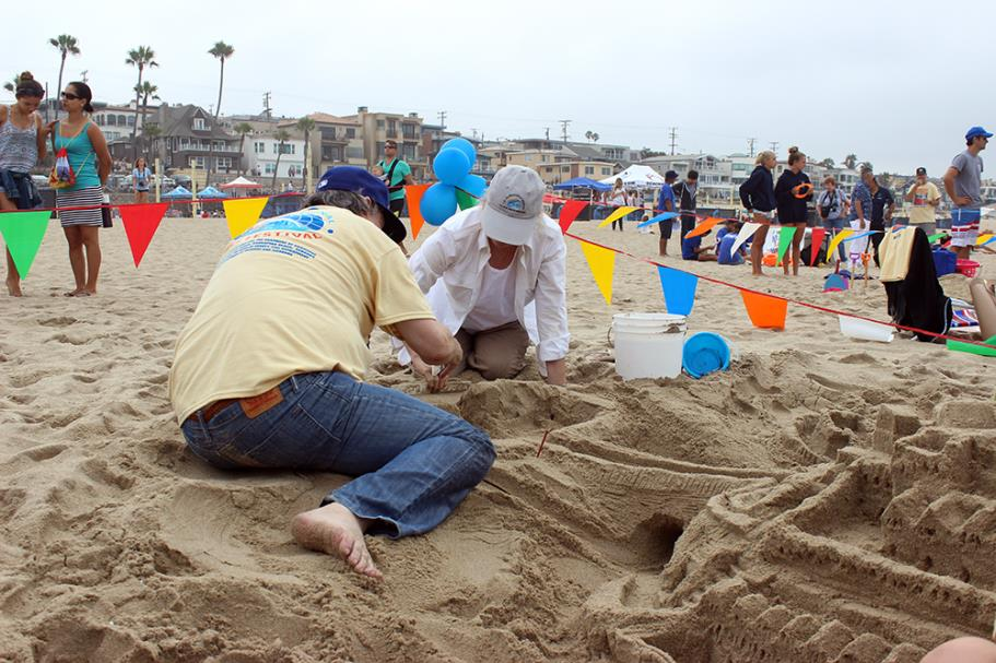 2016 Sand Castle Design Contest