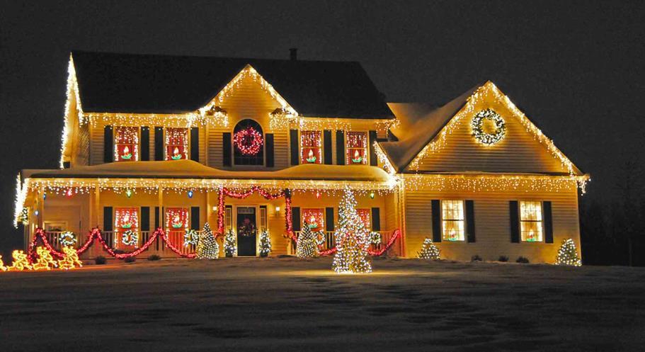 christmas lights - Christmas Lights In Torrance