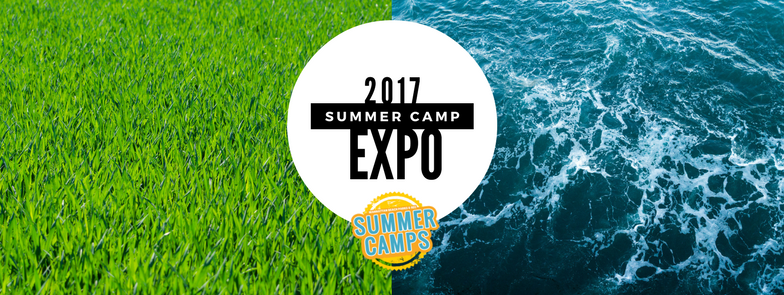 Summer Camp Expo Website Banner