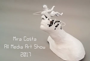 Mira Costa High School All Media Art Show