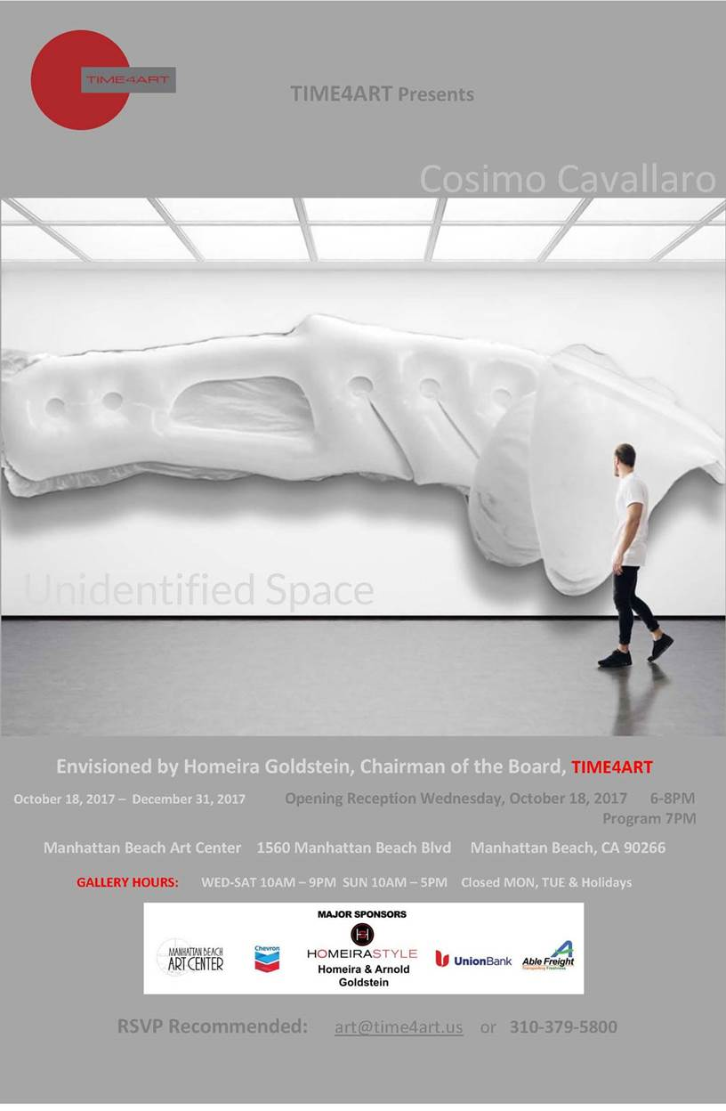Time4Art presents Unidentified Space