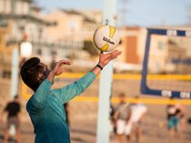 Teen Volleyball Classes