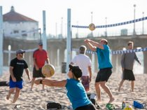 Adult Volleyball Classes