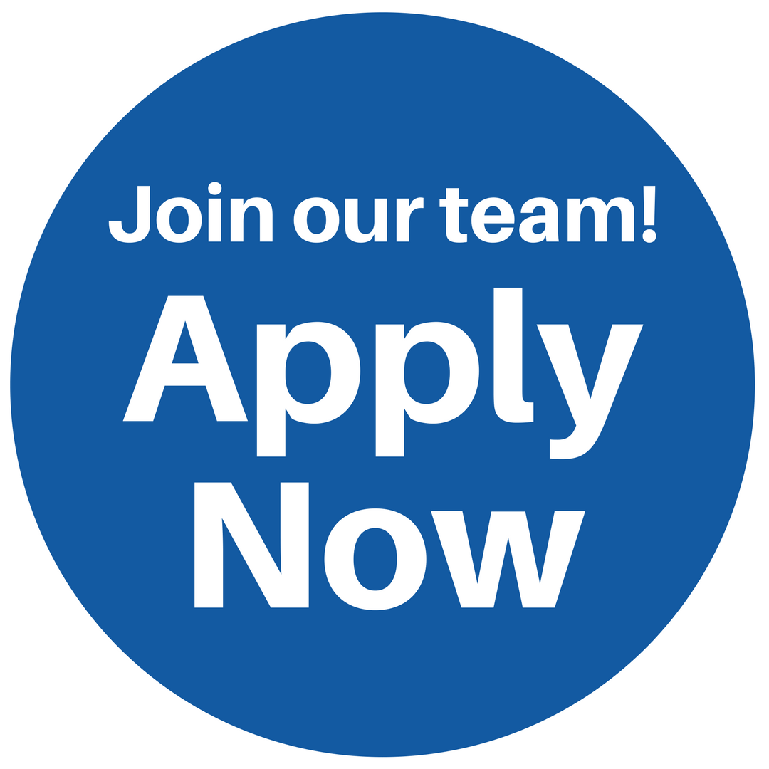 Join Our Team - Apply Now