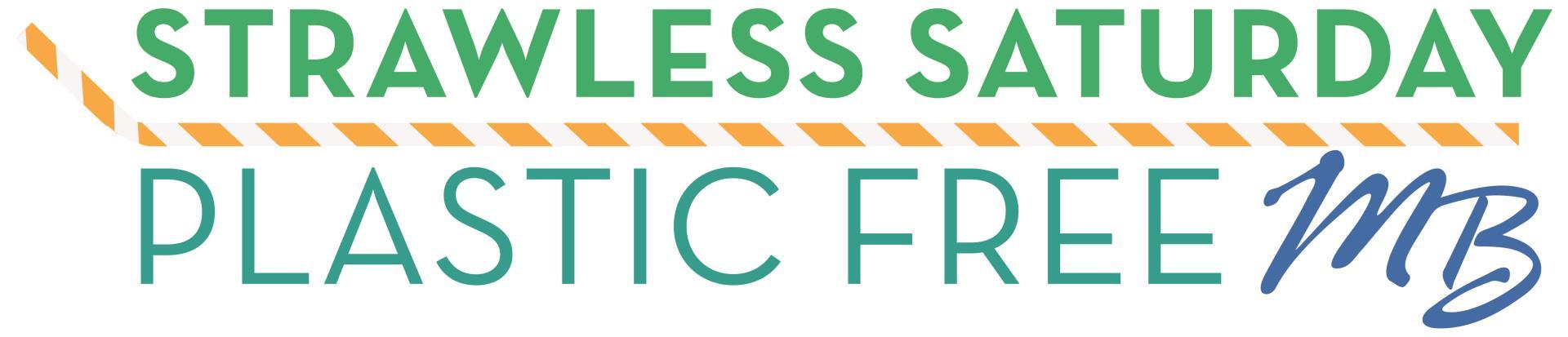 Strawless Saturday Logo