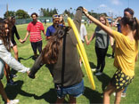 Ice Breaker Games at Teen Center