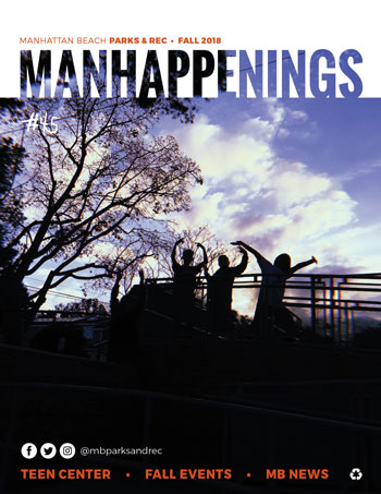 Fall 2018 MANHAPPENINGS Cover