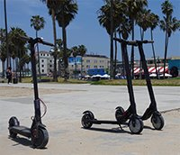Operation of Motorized Scooters in the City of Manhattan Beach