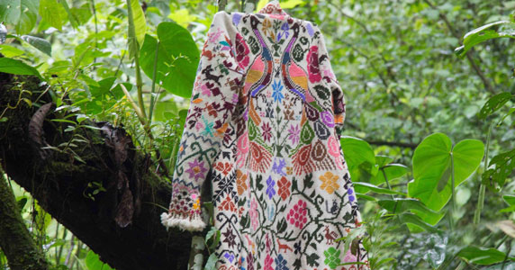 MYM Organics Peacock Jacket