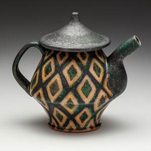 Peter Karner, Teapot, 2018