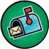 Mail-in Registration Icon