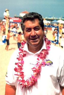 Charlie Saikley, The Godfather of Beach Volleyball