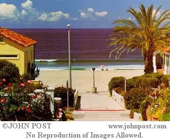 Manhattan Beach Street Walk - John Post
