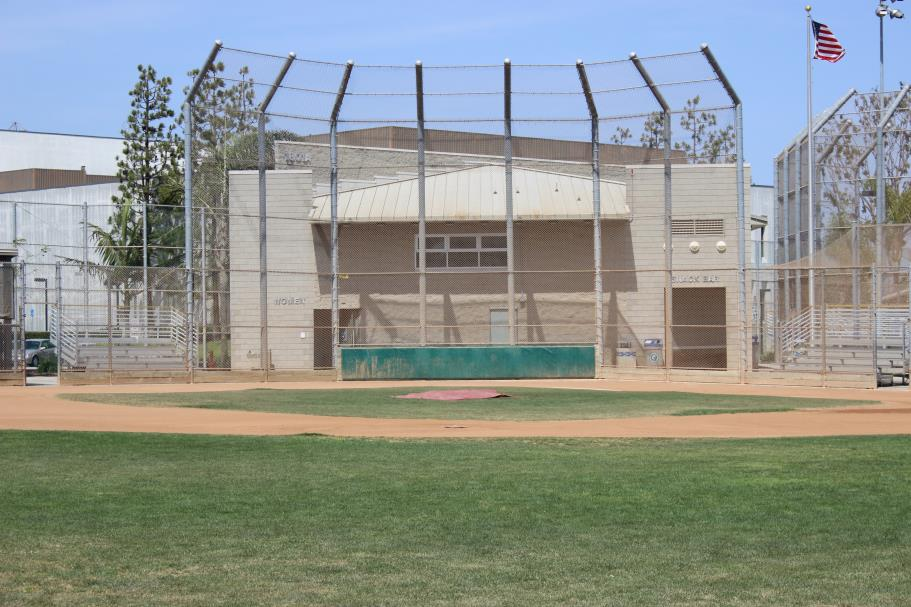 Marine Sports Complex Center Field