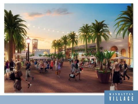 Village Mall Rendering