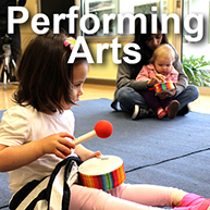 Tot Homepage - Performing Arts