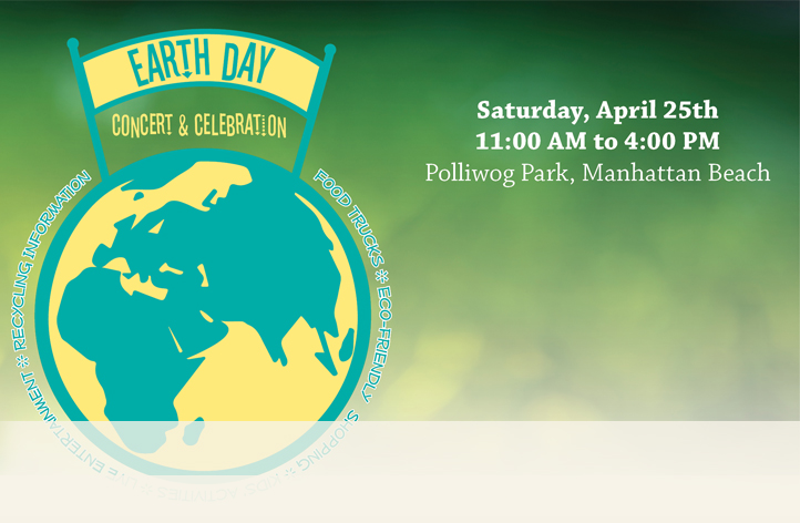 April 25, 2015 Earth Day Concert and Celebration in Polliwog Park