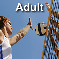 Beach Volleyball - Adult