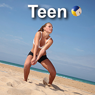 Beach Volleyball - Teen