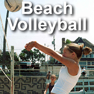 Teen Homepage - Beach Volleyball