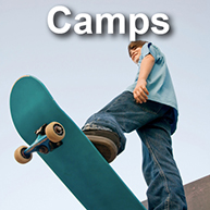 Teen Homepage - Camps