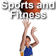 Teen Homepage - Sports and Fitness