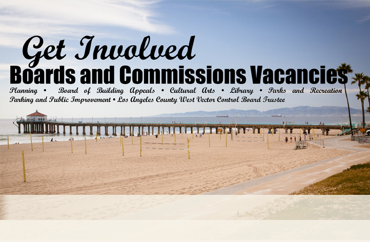 Get Involved Boards and Commissions Vacancies