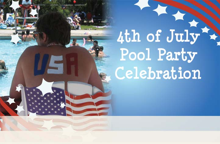 4th o f July Begg Pool Party Celebration