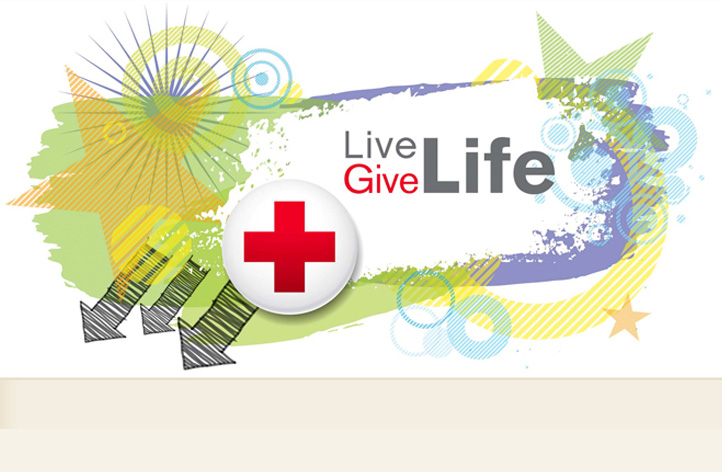08-27-15 Red Cross Give blood