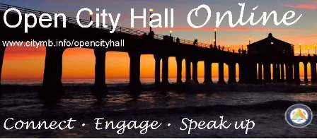 Open City Hall-New Topic: Playa del Rey Traffic Changes