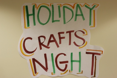 2015 Crafts Night