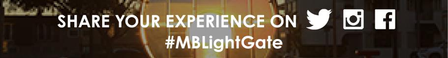 Light Gate Share Your Experience
