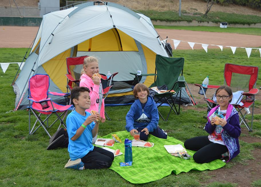 Family Camp Out 2015