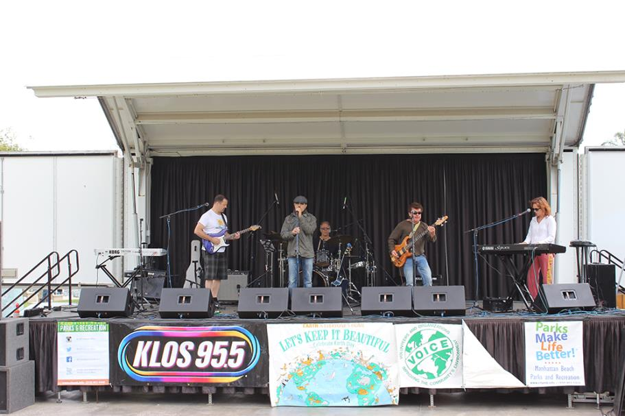 Live Music at Earth Day
