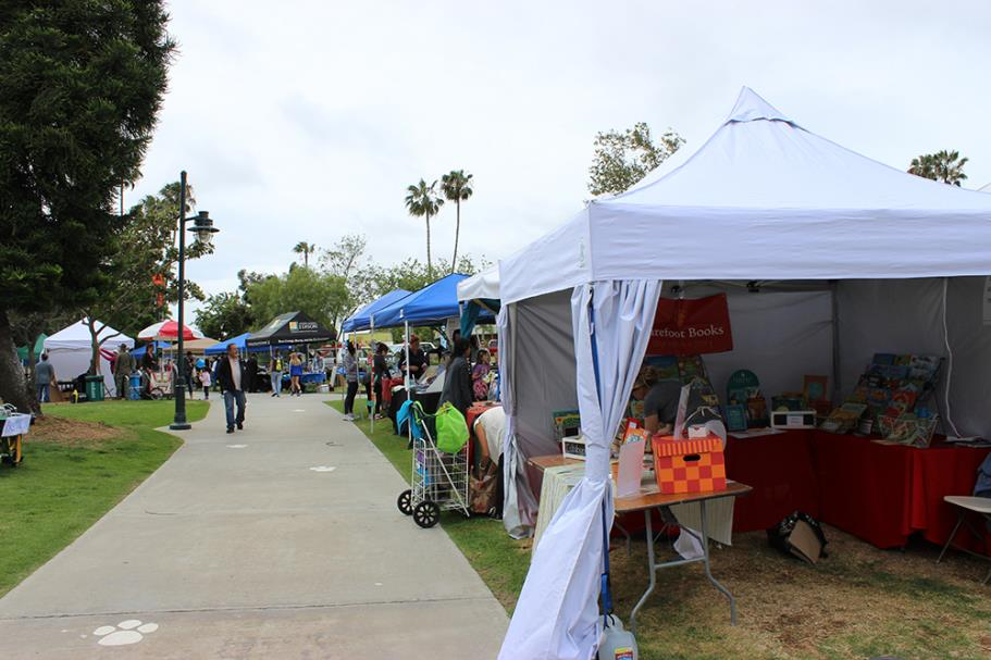 Earth Day Vendors