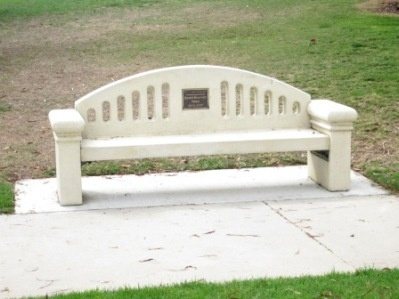 Park Bench Options