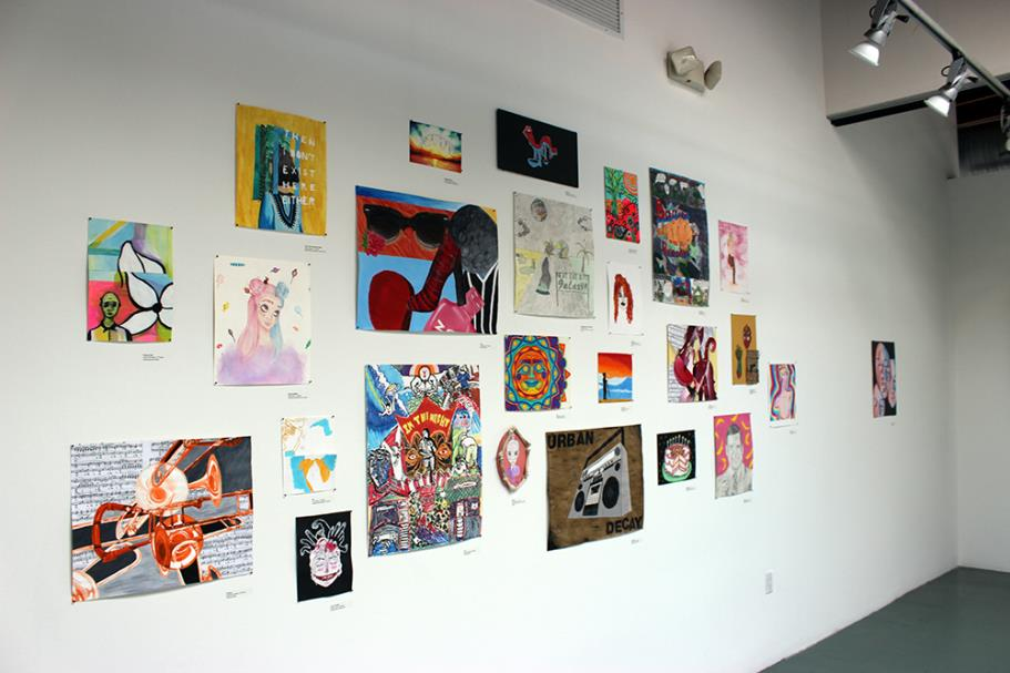 Mira Costa High School Art Show