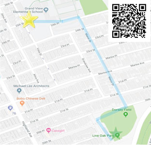 Grand View Walking Map 2019