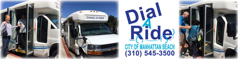 Dial-A-Ride Banner