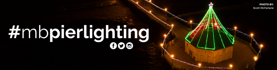 Pier Lighting Banner
