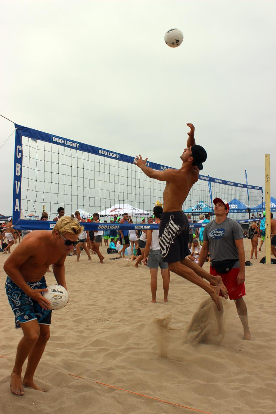 Charlie Saikley 6-Man Beach Volleyball Tournament