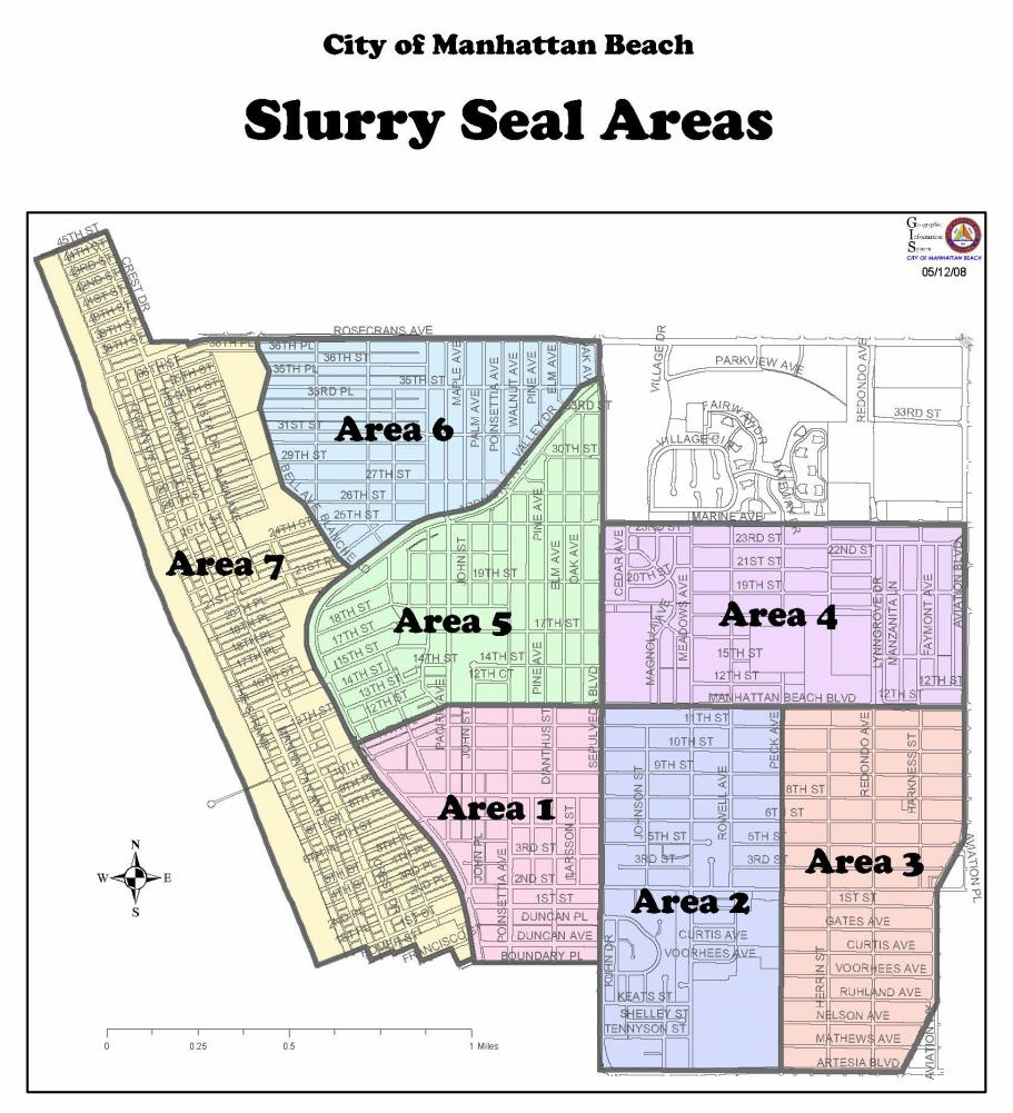 Slurry Areas