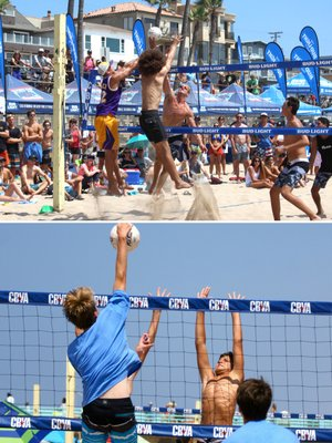 6-Man and Jr. 6-Man Beach Volleyball Tournament